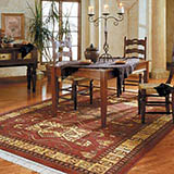 oriental rug cleaning in Greenville SC